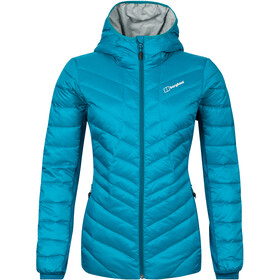 Berghaus Tephra Stretch Reflect Down Jacket Women tahitian tide